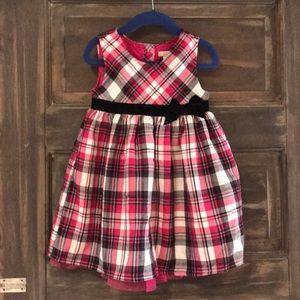 Children's Place Plaid Dress Size 3